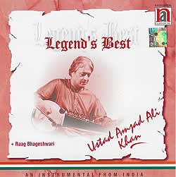 Legend's Best - Ustad Amjad Ali Khanの写真