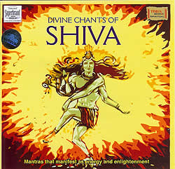 DIVINE CHANTS OF SHIVA[CD]の写真