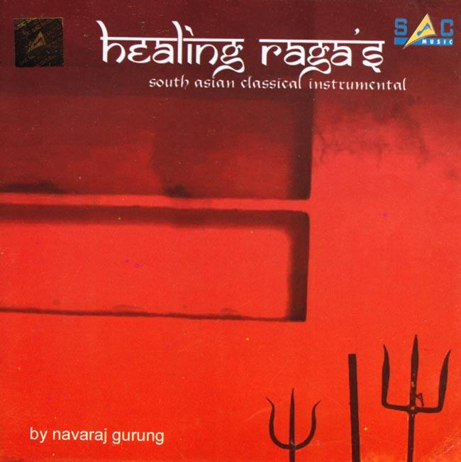 healing raga's - South Asian Classical Instrumental by navaraj gurungの写真