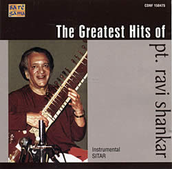 The Greatest Hits of pt. Ravi shankarの写真