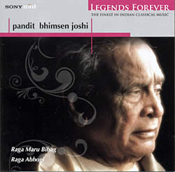 Legends Forever - Bhimsen Joshiの写真