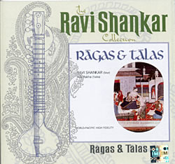 Ravi Shankar Collection - Ragas and Talasの写真