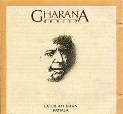 Gharana Series - Fateh Ali Khan - Patialaの写真