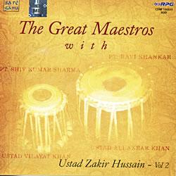 The Great Maestros with Ustad Zakir Hussain Vol. 2の写真