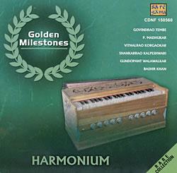 Golden Millestones - Harmoniumの写真