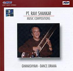 Pt. Ravi Shankar - Music Compositions - Ghanashyam - Dance Dramaの写真