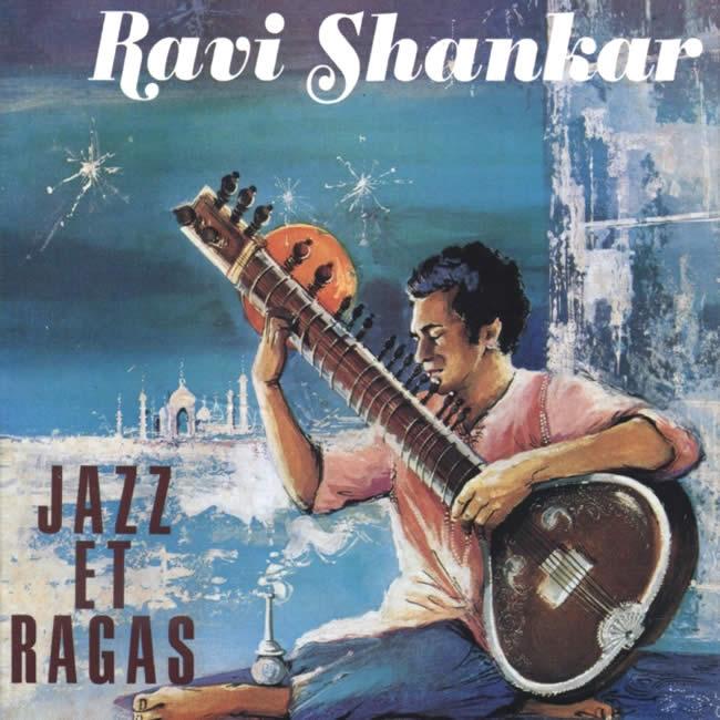 RAVI SHANKAR - Jazz Et Ragasの写真1