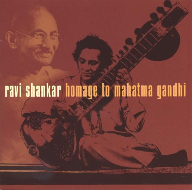 Ravi Shankar - Homage to Mahatma Gandhiの写真1