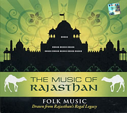 The Music of Rajasthan - Folk Musicの写真