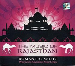 The Music of Rajasthan - Romantic Musicの写真
