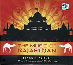 The Music of Rajasthan - Dance Musicの写真