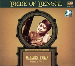 Pride of Bengal - Malavika Kanan - Classical Vocalの写真