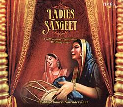 Ladies Sangeetの写真
