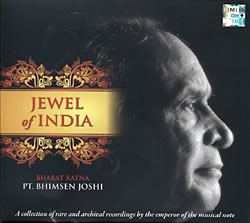 Jewel of India - Bhimsen Joshi [4CDs]の写真