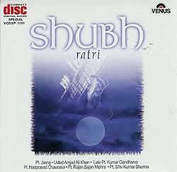 Shubh ratriの写真