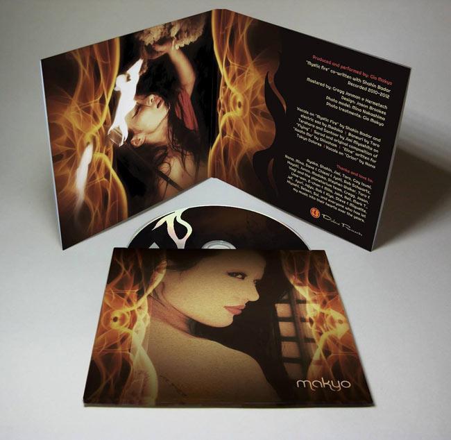 Makyo - Mystic Fireの写真3 - このようなパッケージになります
