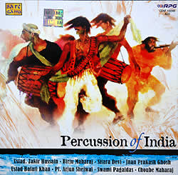 Percussion of Indiaの写真