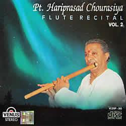 Pt.Hariprasad Chaurasia-Flute Recital Vol.2(Venus)の写真