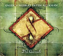 Gaudi + Nusrat Fateh Ali Khan - Dub Qawwaliの写真
