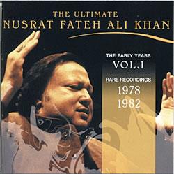 The Ultimate Nusrat Fateh Ali Khan Vol.1の写真