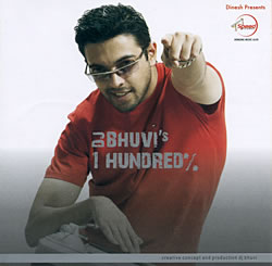 DJ Bhuvi's 1 Hundred%の写真