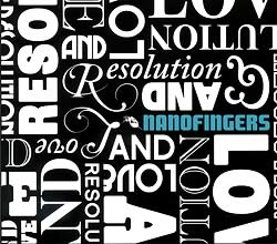 NANOFINGERS - LOVE AND RESOLUTIONの写真