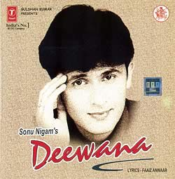 Sonu Nigam - Deewanaの写真
