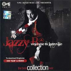 Jazzy B - Welcome To Jazzyvilleの写真