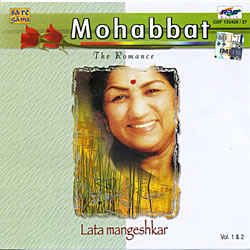 Lata Mangeshkar - Mohabbat Vol 1&2 [2CDs]の写真