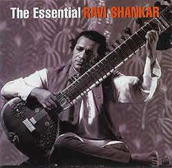 The Essential RAVI SHANKAR[2枚組]の写真