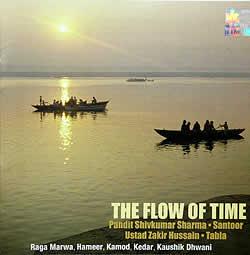 The Flow of TIME - Pt.Shivkumar Sharma & Zakir Hussainの写真1
