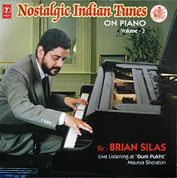 Nostalgic Indian Tunes on Piano Vol.3(MCD-CLSC-323)