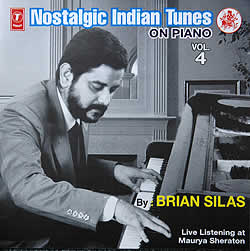 Nostalgic Indian Tunes on Piano Vol.4(MCD-CLSC-324)