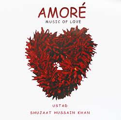 Amore - USTAD SHUJAAT HUSSAIN KHANの写真