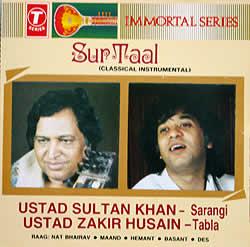 Sur Taal - Zakir Husain and Ustad Sultan Khanの写真1