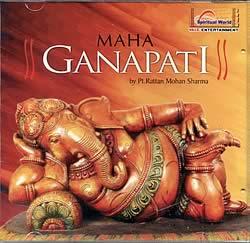 Maha Ganapati by Pt. Rattan Mohan Sharmanの写真