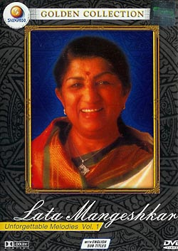 Golden Collection - Lata Mangeshkar Unforgettable Melodies Vol. 1(MDVD-32)