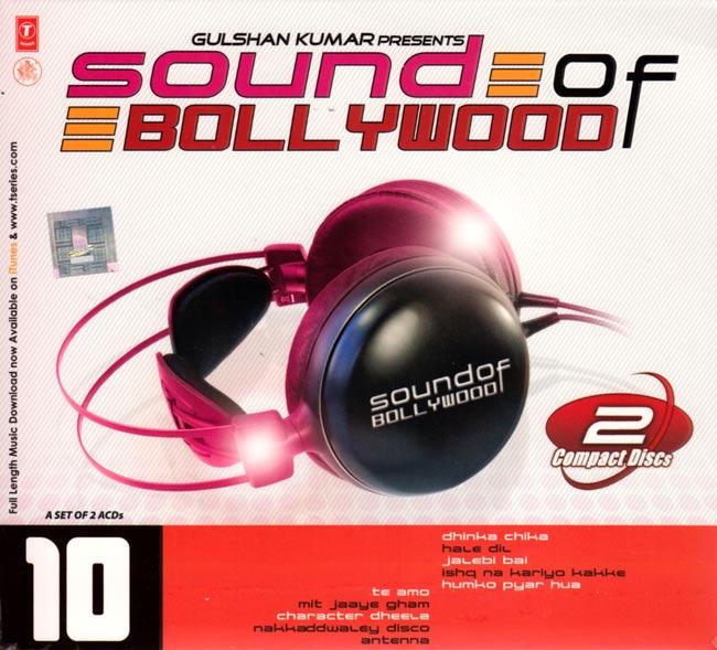 SOUND OF BOLLYWOOD[CD 2枚組]の写真