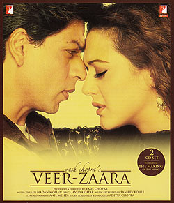 VEER-ZAARA Collectors Edition[CD 4枚組](MCD-427)