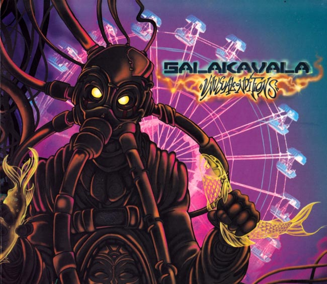 Salakavala - UNUSUAL CONDITIONS 1