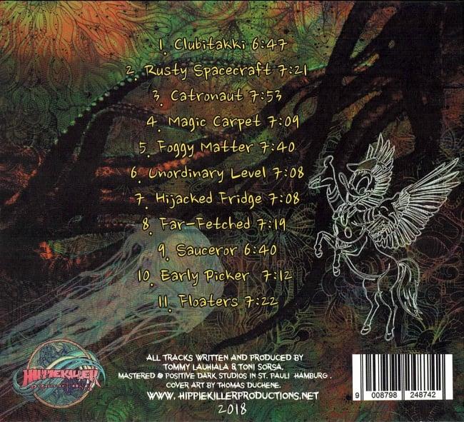 Salakavala - Magic Carpet[CD] 2 -