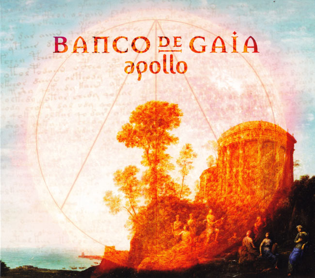 BANCO DE GAIA - apolloの写真