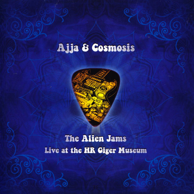 Ajja&Cosmosis - The Alien Jams Live at HR Giger Museumの写真