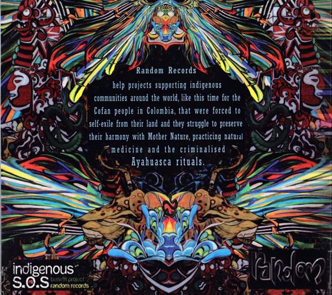 PSYCHOTRIA VIRIDIS[CD]の写真2 -