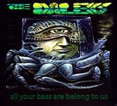 THE DALEKS - all your bass are