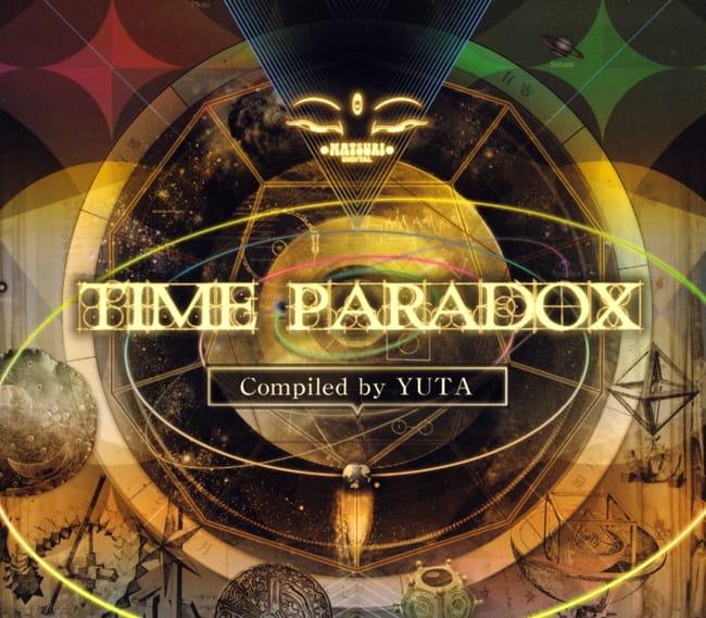 Time Paradox[CD]の写真