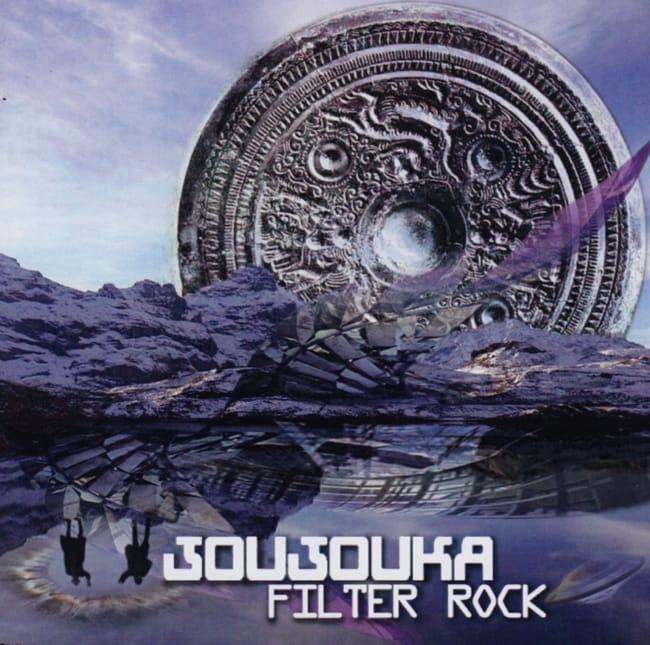 JOUJOUKA FILTER ROCK[CD]の写真