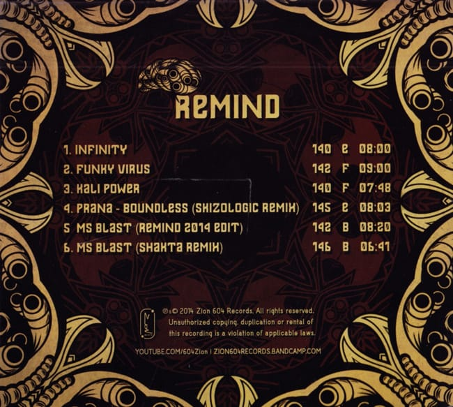SKIZOLOGIC - REMIND[CD] 2 -