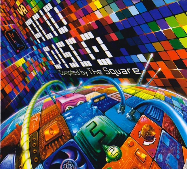 V.A. ACID DISCO Compiled by The Square[CD]の写真