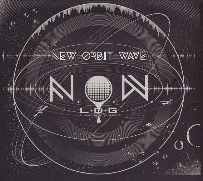 "Various Artists ""N.O.W. (NEW ORBIT WAVES)"" Vol.1[CD]の写真"